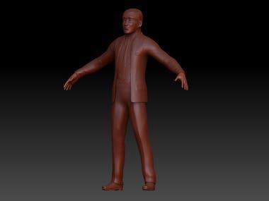 3D printing modeling / Modelado para Impresión 3D