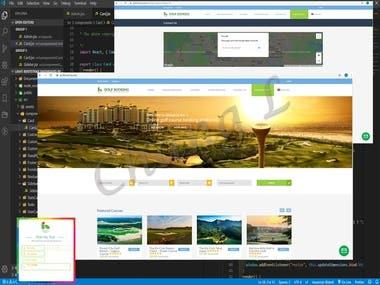 Booking web(Laravel)