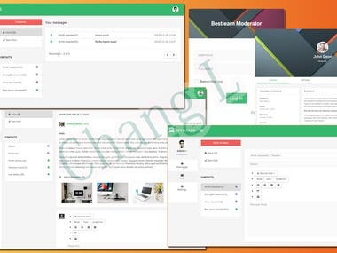 School Management Web(Express and AWS)