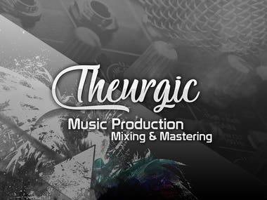 Music Production Banner