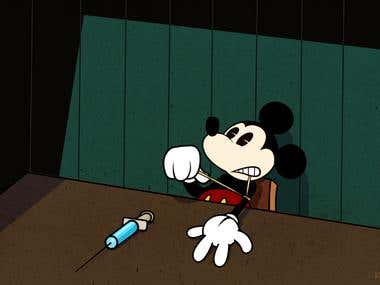 Issues: Mickey