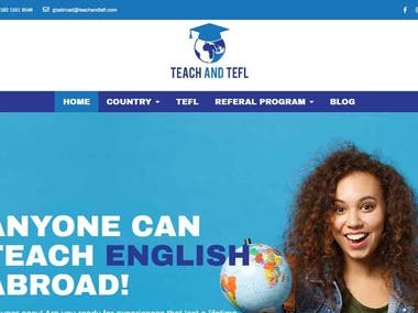 Teach & TEFL