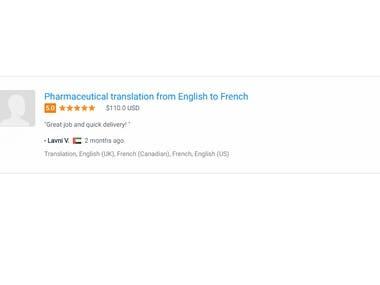 Translation Medical