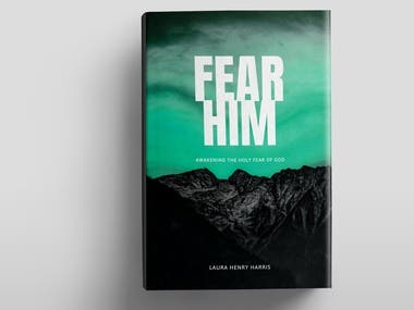 Book Cover (Fear Him)