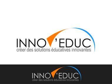 Logo For INNOV'EDUC