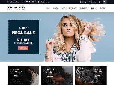 Web Site Design Using Wordpress