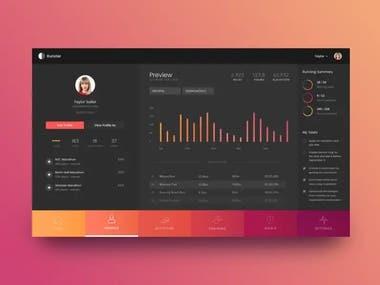 Angular/Django Crypto currency project.