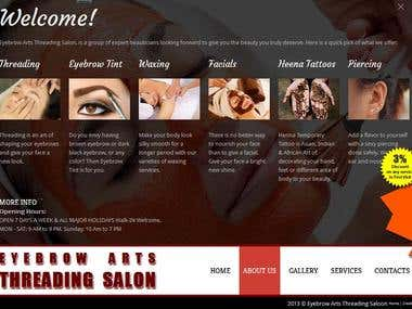 Eyebrow Arts Threading Saloon