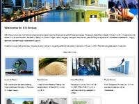 A Word Press Website for a Group Company - UAE