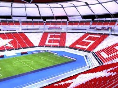 3d stadium