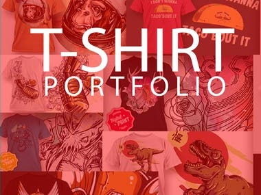 Tshirt Portfolio