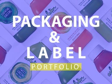 Packaging and Labeling Designs