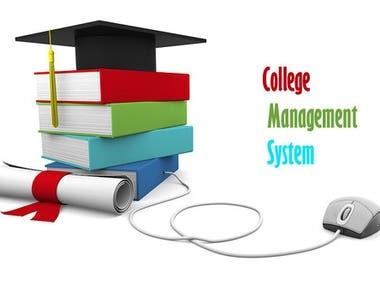 Collage/School Management Software