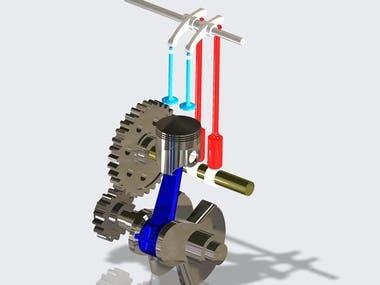 | 3D Design | 2D Drafting