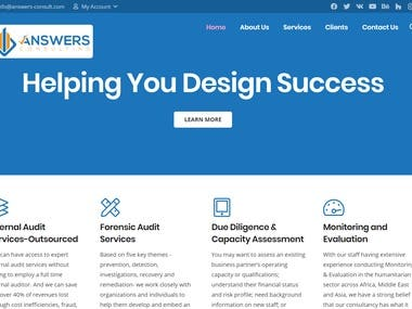 Answers Consulting : answers-consult.com