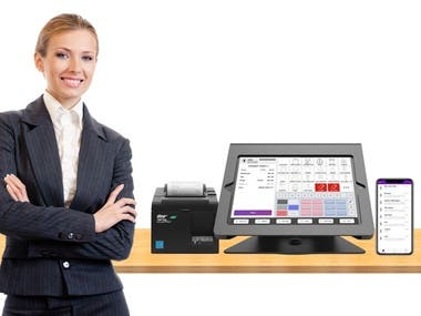 Sudzy POS (Point Of Sale)