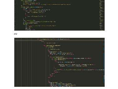 General Programing Project Code ( JAVASCRIPT, PHP, REACT )