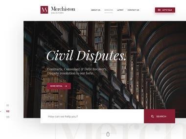 Merchiston Solicitors Company