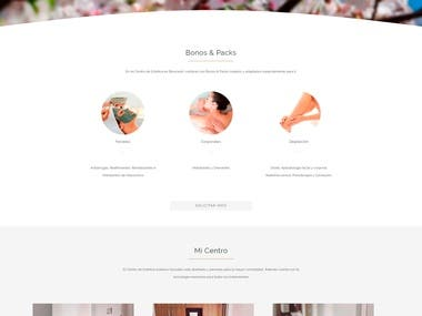 WEB Wordpress - Estetica