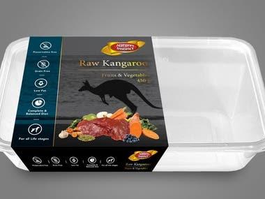 Pet food Packaging Design