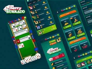 Burraco Mobile Poker Game