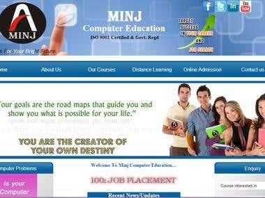 Minj Education