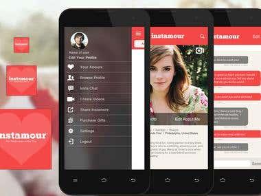 Instamour app