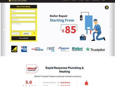 www.Rapidheat247.co.uk: Rapid Response Plumbing and Heating