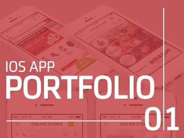 iOS App's development