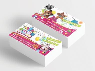 Bussnis Card Design