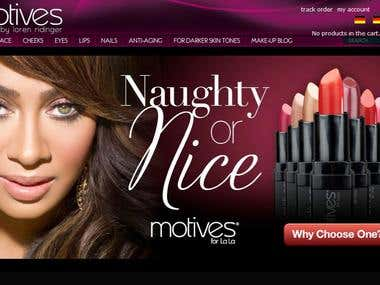 Cosmetics by Motives
