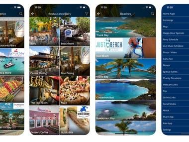 The St John Experience App