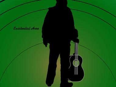 """Penniless Philosophy"" Album Cover Art"