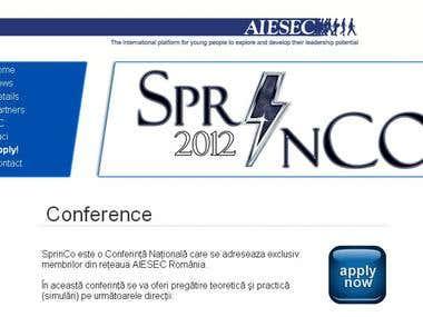 Website - SprinCO