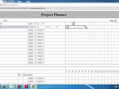 Project Plan PDF Generator