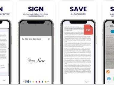 PDF Mobile Scanner App