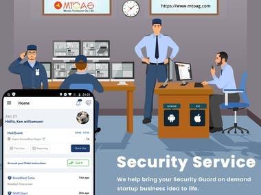 Security Guard CRM