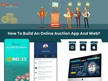 Auction App