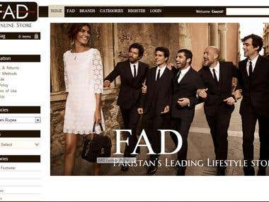FAD - Fashion & Design