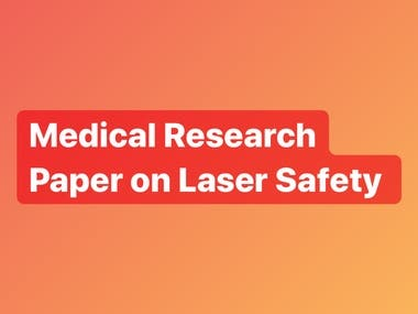 Medical research on Laser Safety in Dermatology