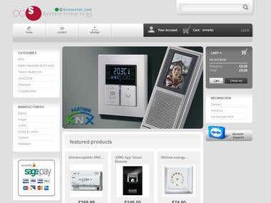 Ecommerce Web Shop