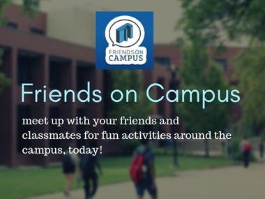 Friends On Campus