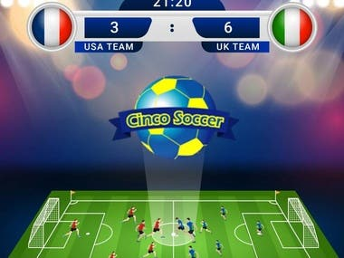 Cinco Soccer