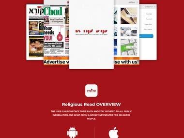 Religious Read - Magazines App