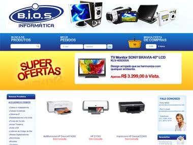 Web site 2