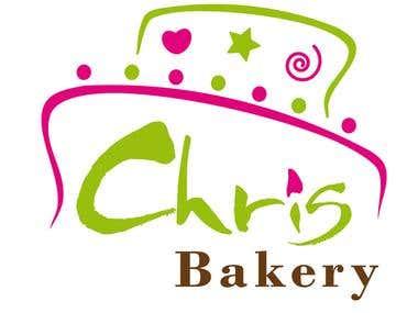 Chris Bakery Logo