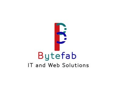 Creative Text Logo Design