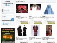 Online Store for a Cultural Shop - Pistan