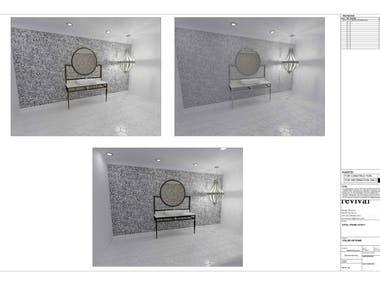 Bathroom Vanity design