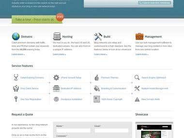Wordpess Projects